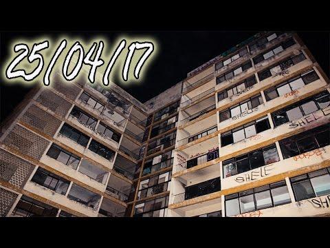 URBEX•RUIDOS EXTRAÑOS EN EDIFICIO ABANDONADO (25/04/17) (видео)
