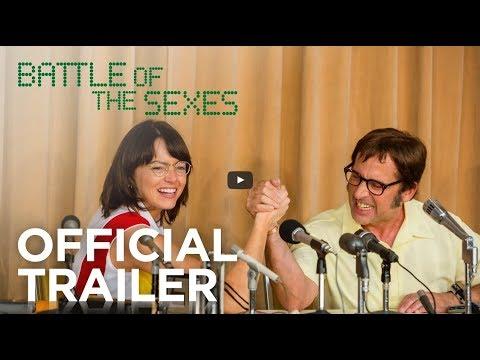 BATTLE OF THE SEXES   Official Trailer #1   In Cinemas September 28, 2017