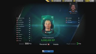 FIFA Online 3 - Opening 08EU UPGRADED LOTTERY!!!, fifa online 3, fo3, video fifa online 3