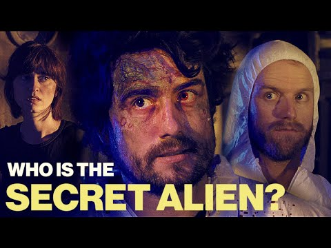 SECRET ALIEN | Chris & Jack