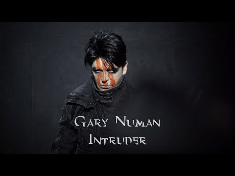 """Gary Numan releases title track to forthcoming """"Intruder"""" 