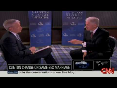 Obama's marriage endorsement is the latest step in the fight for gay rights in America. WATCH VIDEO.