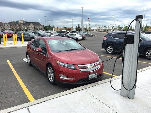 Жизнь в Канаде | Влог. Как мы купили электромобиль Chevrolet Volt