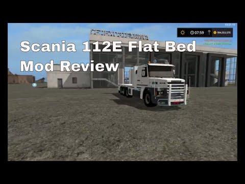 Scania 112E TT v1.0