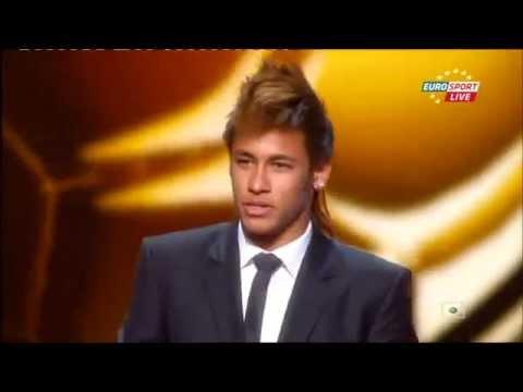 Neymar Wins FIFA