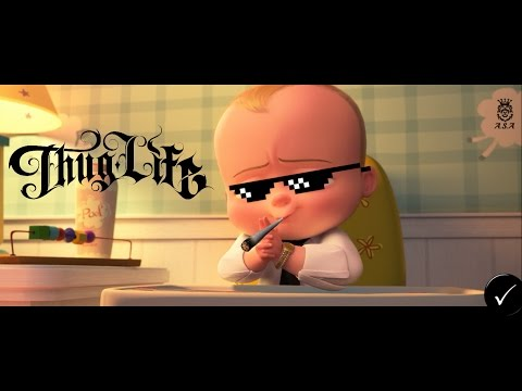 Video ✔The Boss Baby - Thug Life Moment HD✔ download in MP3, 3GP, MP4, WEBM, AVI, FLV January 2017