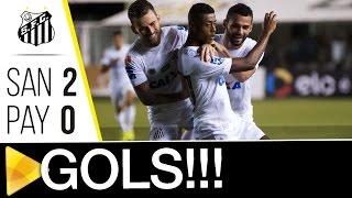 ESTREIA COM VITÓRIA! O Peixe recebeu o Paysandu, na Vila, e abriu vantagem para o jogo de volta! Já assistiu aos gols? Não?! Chegou a hora! Inscreva-se ...