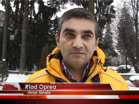 Reduceri de sezon, la Sinaia