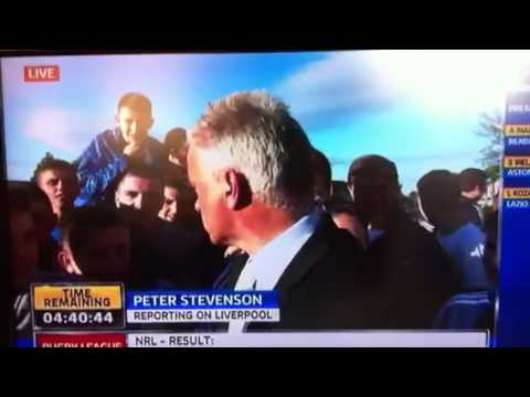 Transfer Deadline Day At Liverpool Angry Reporter