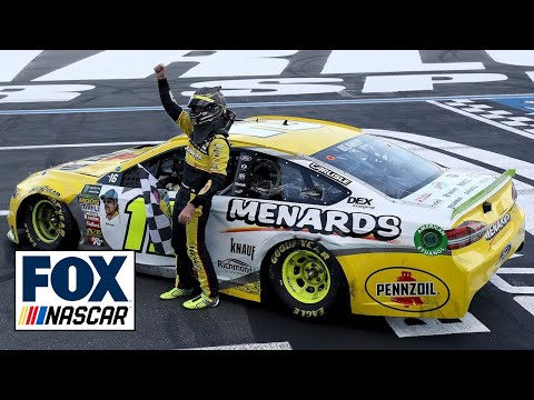 Winner's Weekend: Ryan Blaney - Charlotte ROVAL | NASCAR RACE HUB