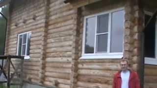 Установка окон в деревянном доме, отзыв