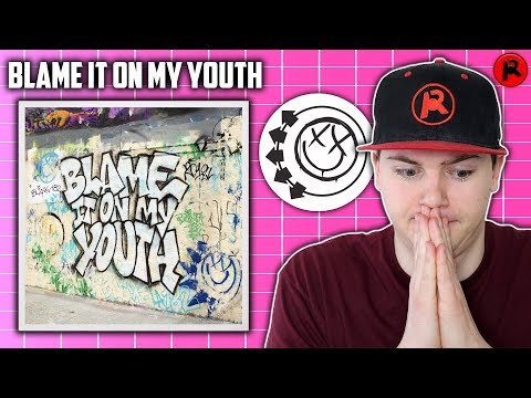 Blink 182 - Blame It On My Youth | Song Review
