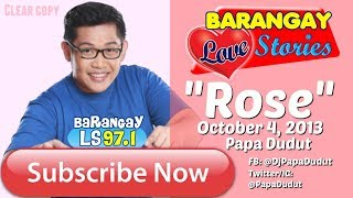 Video Barangay Love Stories October 4, 2013 Rose MP3, 3GP, MP4, WEBM, AVI, FLV Agustus 2018