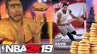 Video I became a Cheeseburger for NBA 2K19 MP3, 3GP, MP4, WEBM, AVI, FLV Januari 2019