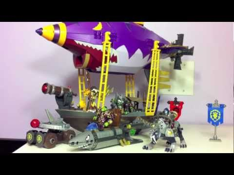 0 Mega Bloks World of Warcraft Review