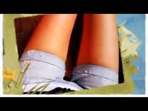 Moda de las piernas separadas -Thigh Gap