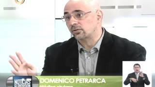 Entrevista en Globovision Sobre la Ansiedad