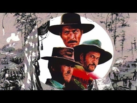 Ennio Morricone - Best Tracks From The Good, The Bad And The Ugly Official Soundtrack