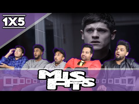 "MISFITS | 1x5 | ""Episode 5"" 