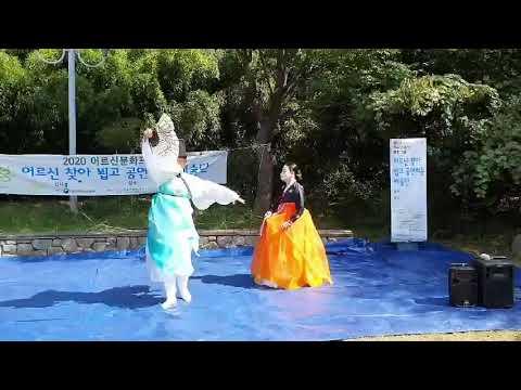 빛고을 전통문화예술단- 무관중 공연(대외활동 17차)