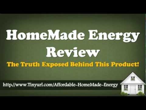 Home Made Energy PDF | Home Made Energy PDF Download