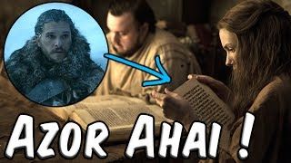 Geek Fuel! - https://geekfuel.com/harpyPrevious Video - https://www.youtube.com/watch?v=bONVbvacRts&list=PL4ljI2jMuts1KYO9gCnhSGQ1fGJH6D4_-Why Daenerys Will Not Win The Game of Thrones.... - https://www.youtube.com/watch?v=REkPZ77s3Vc&index=2&list=PL4ljI2jMuts1KYO9gCnhSGQ1fGJH6D4_-Will Bran Stark Cause Another Disaster?  -  https://www.youtube.com/watch?v=7y3ARcfVIwQ&list=PL4ljI2jMuts1KYO9gCnhSGQ1fGJH6D4_-&index=3➨FOLLOW ME! - https://twitter.com/TheLastHarpy➨Instagram- https://www.instagram.com/thelastharpy/➨Patreon- https://www.patreon.com/thelastharpy(Affiliate Links)A Song of Ice and Fire Books - https://www.amazon.com/gp/product/0345535529?ie=UTF8&tag=thelastharpy-20&camp=1789&linkCode=xm2&creativeASIN=0345535529The World of Ice and Fire Book- https://www.amazon.com/gp/product/B00EGMGGVK?ie=UTF8&tag=thelastharpy-20&camp=1789&linkCode=xm2&creativeASIN=B00EGMGGVK#nav-subnavImages and video from Game of Thrones are the property of their creators, used here under fair use.Music:   Song: Game of ThronesArtist: Rameses BArtist's channel: http://youtube.com/RamesesB