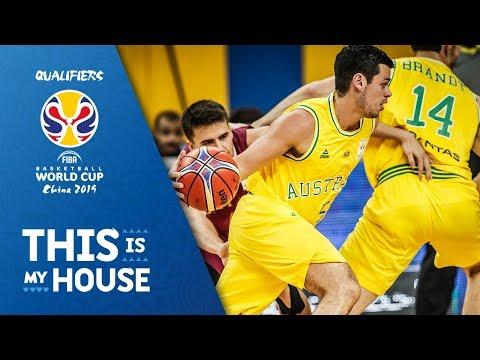 Australia v Kazakhstan - Highlights - FIBA Basketball World Cup 2019 - Asian Qualifiers