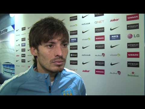 Video: SILVA ON MAGIC 2 GOALS | City 3-0 Crystal Palace