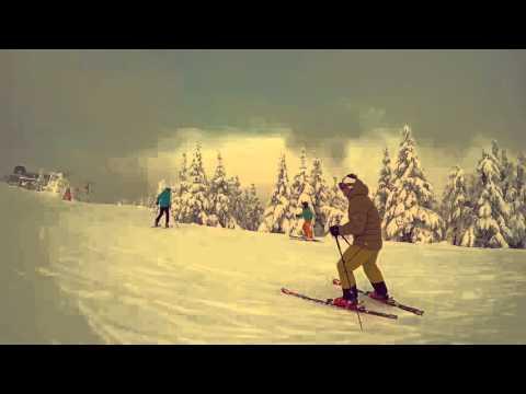 Lyžovačka a snowboardovačka na Dolní Moravě - ©Dolní Morava