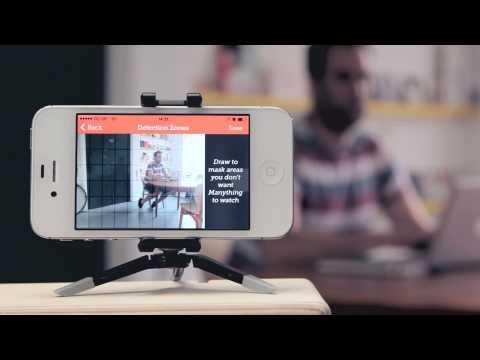 舊iPhone別丟! 免費變身監視器