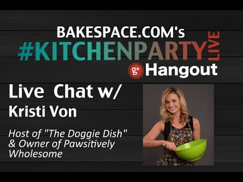 Homemade Pet Food Chat w/ Kristi Von, Host of