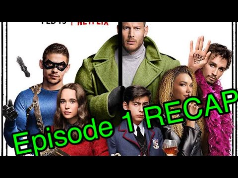 The Umbrella Academy Season 1 Episode 1 We Only See Each Other At Weddings And Funerals Recap