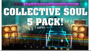 This week's Rocksmith 2014 DLC is from 90's Alternative Rock Band Collective Soul! ☆══════════☆ ✓Follow Me On...