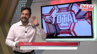 El Abucheo con Hugo Marcelo en TVCD Total 11 11 18