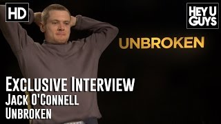 Jack O'Connell Interview - Unbroken