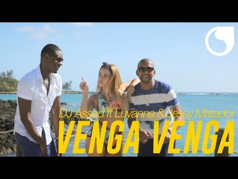 Dj Assad Ft. Luyanna & Jessy Matador - Venga Venga OFFICIAL VIDEO