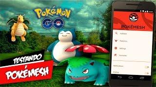 Pokémesh no Pokémon GO Primeiro Teste & Dicas by Pokémon GO Gameplay