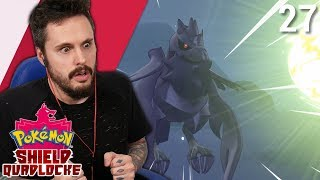 ELECTRIFYING PLAYS | Pokemon Shield Quadlocke Part 27 by Ace Trainer Liam