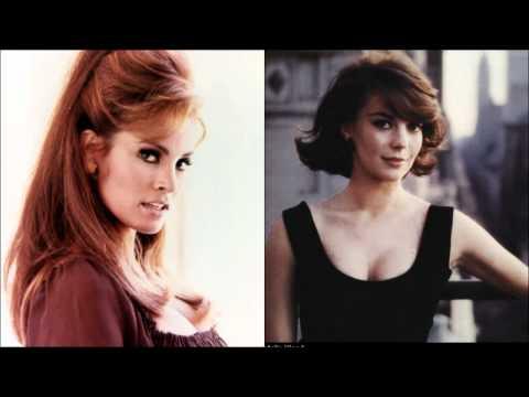 Sexy 60s American TV & Film Actresses