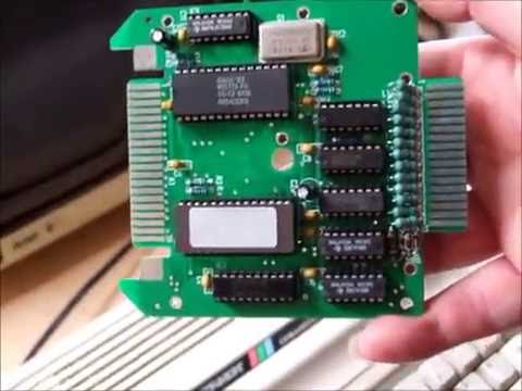 TRS-80 Coco FD502 disk controller repro