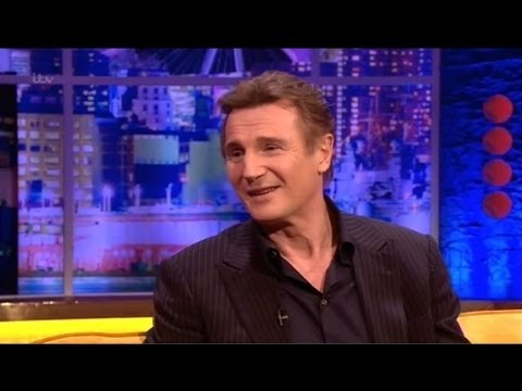 Liam Neeson - His Guests Include: Liam Neeson Goldie Hawn Danny Dyer Peter Andre & Pixie Lott Part 1 http://youtu.be/ryQSe6wHl8A Part 2 http://youtu.be/vViNLO9cMiA Part 3 ...