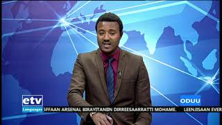 Oduu Afaan Oromoo, 26/03/2012 |etv