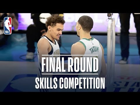 Video: Skills Competition Final Round | Trae Young vs Jayson Tatum | 2019 NBA All-Star