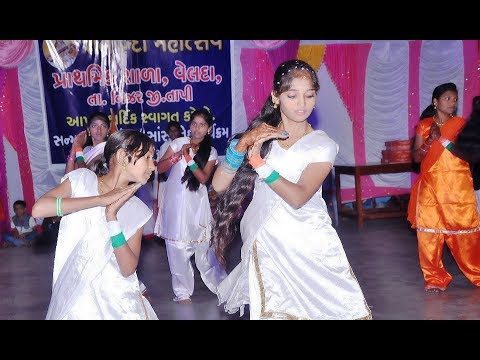 London Me India Ka Bolbala Deshbhakti Dance Performance By Girls