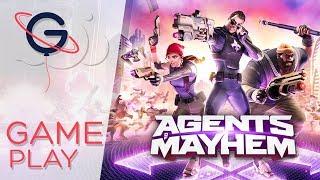 Gameplay FR (Français) sur Agents Of Mayhem ! Pense à t'abonner ▻ https://www.youtube.com/HDGalax?sub_confirmation=1 et...