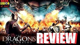 Nonton Dragons Of Camelot   2014 Mark Griffin   Fantasy Movie Review Film Subtitle Indonesia Streaming Movie Download