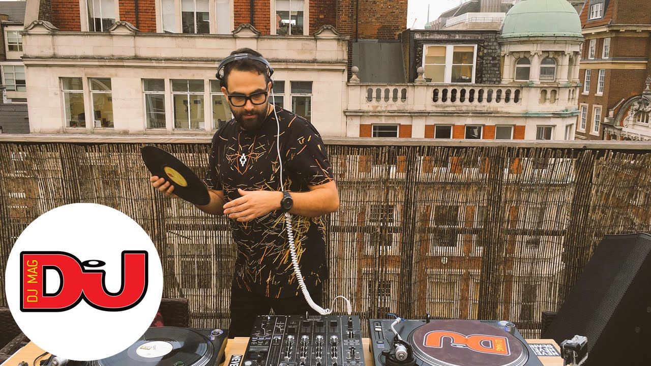 Mihalis Safras - Live @ DJ Mag x Neverbland Rooftop 2016