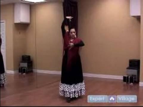 Смотрите обучающий онлайн урок «Основа фламенко»
