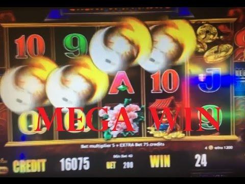 Super Big Win★Five Frogs Slot $2 Bet Huge Bonus (Lucky day on July17th: #1 ) Harrah's Ca.