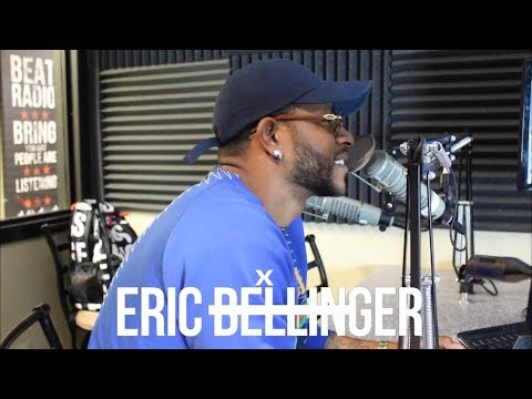Eric Bellinger Interview W/ Ramses Ja [101.1 The Beat]